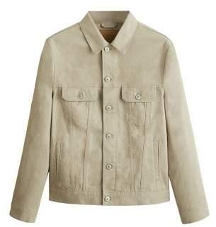 Mango Man MANGO MAN Denim cotton jacket
