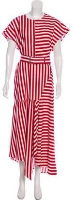 Rachel Comey Short Sleeve Maxi Dress