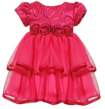 Bonnie Jean Toddler Bonaz-Bodice Dress