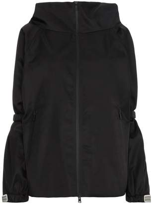 Prada Sport Tech Oversized Shoulder Jacket