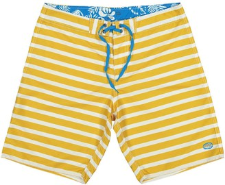 Panareha Sanur Boardshorts in Yellow