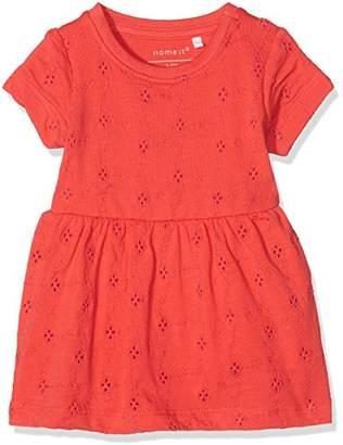 Name It Baby Girls' Nbfgaffi Ss Bodydress Dress
