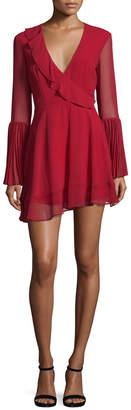 Keepsake Seasons Mini Dress