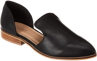 af029a6f477 Catherine Malandrino Catherine By Catherine Deerey Leather Flat