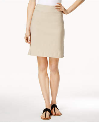 Charter Club Pull-On Skort, Created for Macy's $54.50 thestylecure.com