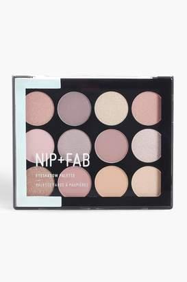 boohoo Nip + Fab Eyeshadow Palette - Gentle Glam 04