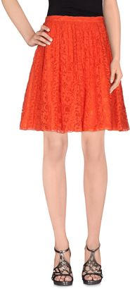 MOTEL ROCKS Knee length skirts $76 thestylecure.com