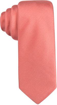 "Alfani Men's Orange 2.75"" Slim Tie, Created for Macy's $52.50 thestylecure.com"