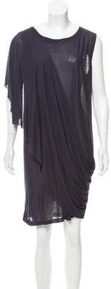 MM6 MAISON MARGIELA MM6 by Maison Martin Margiela Sleeveless Draped Tunic w/ Tags