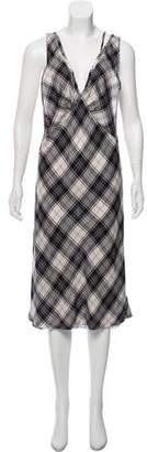 R 13 2017 Plaid Dress w/ Tags
