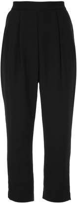CLANE cropped tailored trousers