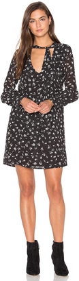 Wildfox Couture Fall Floral Mini Dress $167 thestylecure.com
