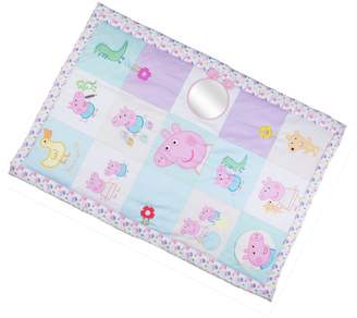 Peppa Pig For Baby for Baby Tummy Time Activity Mat.