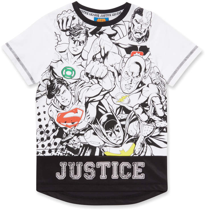 Tu Clothing Multicoloured Justice League Top