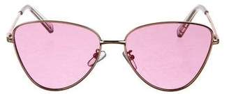 Le Specs Echo Tinted Sunglasses w/ Tags