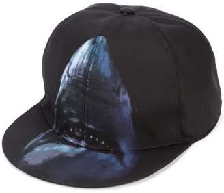 Givenchy shark print cap