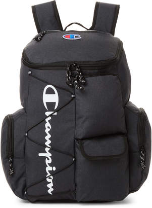 Champion Black Utility Backpack