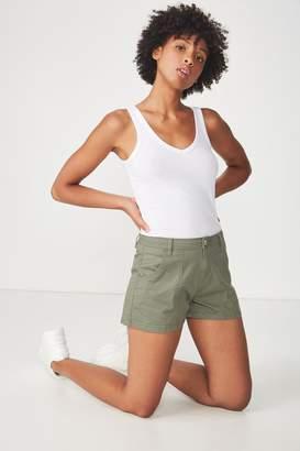 Cotton On Panel Pocket Chino Short