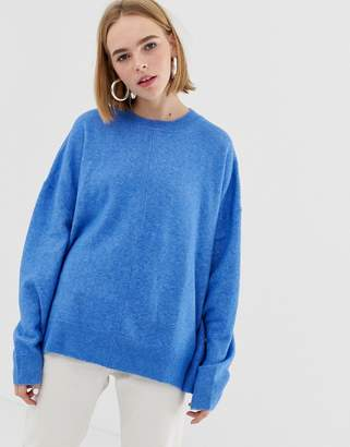 Weekday Batwing Knit Sweater