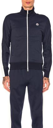 Moncler Zip Jacket $715 thestylecure.com