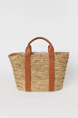 H&M Straw Bag - Orange
