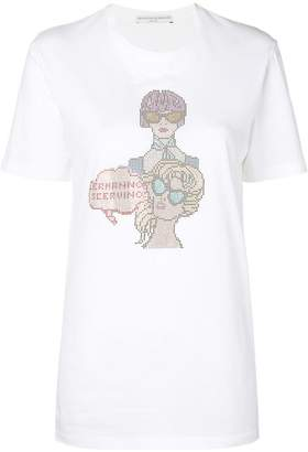 Ermanno Scervino embellished short-sleeve T-shirt