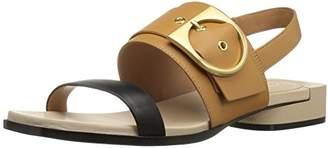Calvin Klein Women's Abree Flat Sandal