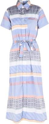Engineered Garments F W K 3/4 length dresses
