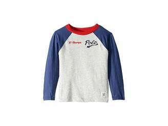 Polo Ralph Lauren Cotton Jersey Baseball T-Shirt (Toddler)