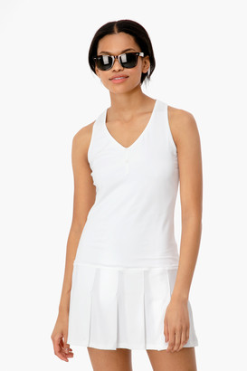 Boast Henley Pleated Tennis Dress