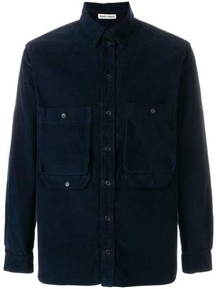 Henrik Vibskov multi-pocket shirt