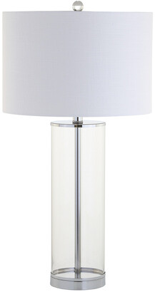 Jonathan Y Harper 29In Glass Led Table Lamp