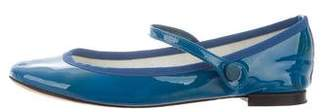 Repetto Girls' Patent Leather Mary Jane Flats
