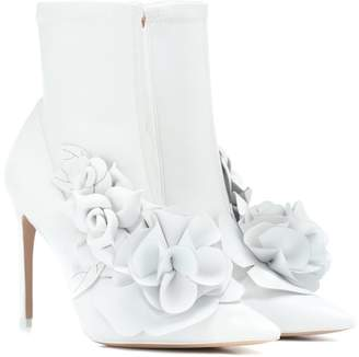 15a855e17e5f Sophia Webster Exclusive to Mytheresa – Jumbo Lilico leather ankle boots