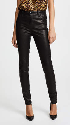 ef027586890f1c J Brand Black Leather Pants - ShopStyle