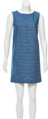 Stella McCartney Chambray Striped Dress