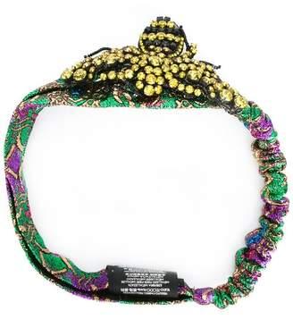 Gucci crystal bee headband