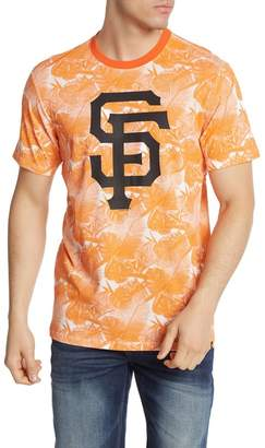 368d667b '47 MLB Aloha San Francisco Giants T-Shirt. '