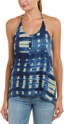 Chaser High-Low Racerback Tank