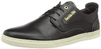 Pantofola D'oro Men's Vigo Uomo Low Slippers Black Size: 6.5