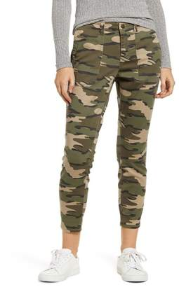 Caslon Crop Utility Pants (Regular & Petite)