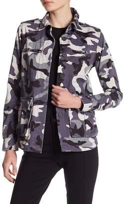 Romeo & Juliet Couture Camo Jacket