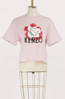 Kenzo Cotton flower T-shirt