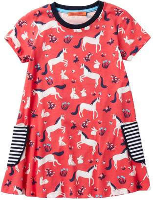 Funkyberry Pony Dress (Toddler, Little Girls, & Big Girls)