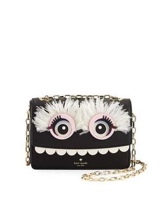 Kate Spade New York Imagination Toothy Monster Shoulder Bag, Multi $378 thestylecure.com