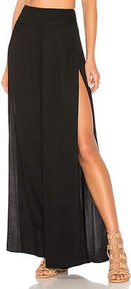 ale by alessandra X REVOLVE Joana Pant in Black $148 thestylecure.com