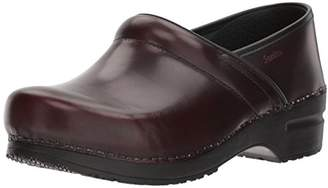 Sanita Original By Women's Cabrio Clog Brush Off Leather