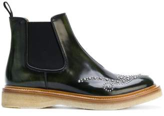 Church's Chelsea studded boots
