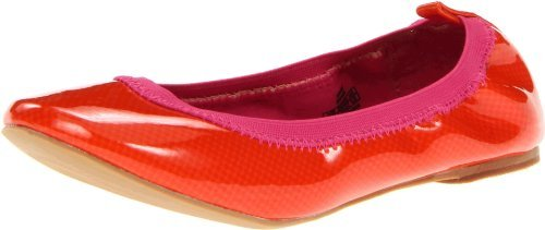 Enzo Angiolini Enzo Connie Ballet Flat (Toddler/Little Kid/Big Kid)