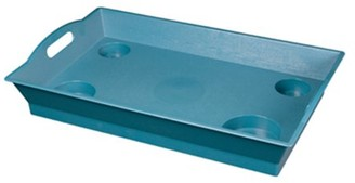 Little Butler Large Serving Tray Aqua